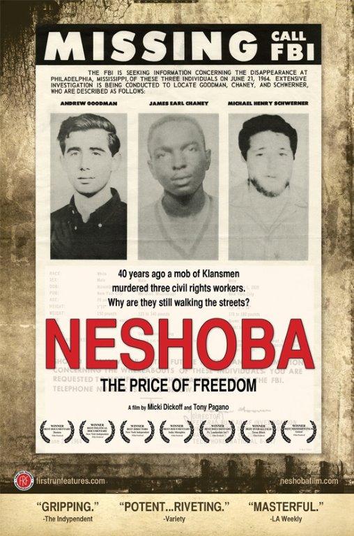 Neshoba Film Poster